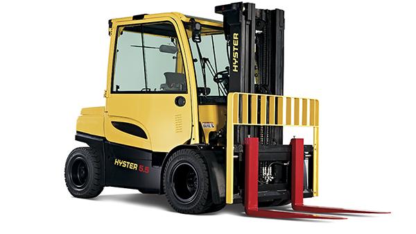 Xe nâng điện HYSTER, 4 bánh, ngồi lái, sức nâng 4.0 – 5.5 Tấn