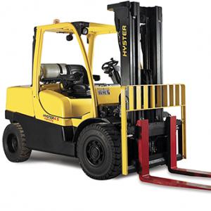 Xe nâng diesel HYSTER ngồi lái, sức nâng 4.0 – 5.5 Tấn