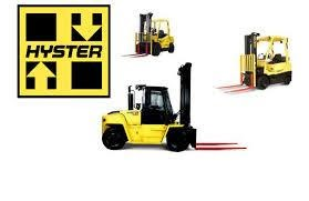 The New Ergonomic Design Of Hyster Forklifts Sets New Trends   Trendhunter